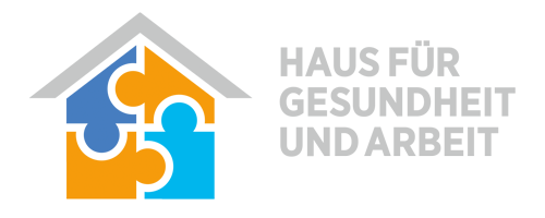 Logo Haus für Gesundheit und Arbeit.