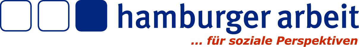 Logo Hamburger Arbeit.