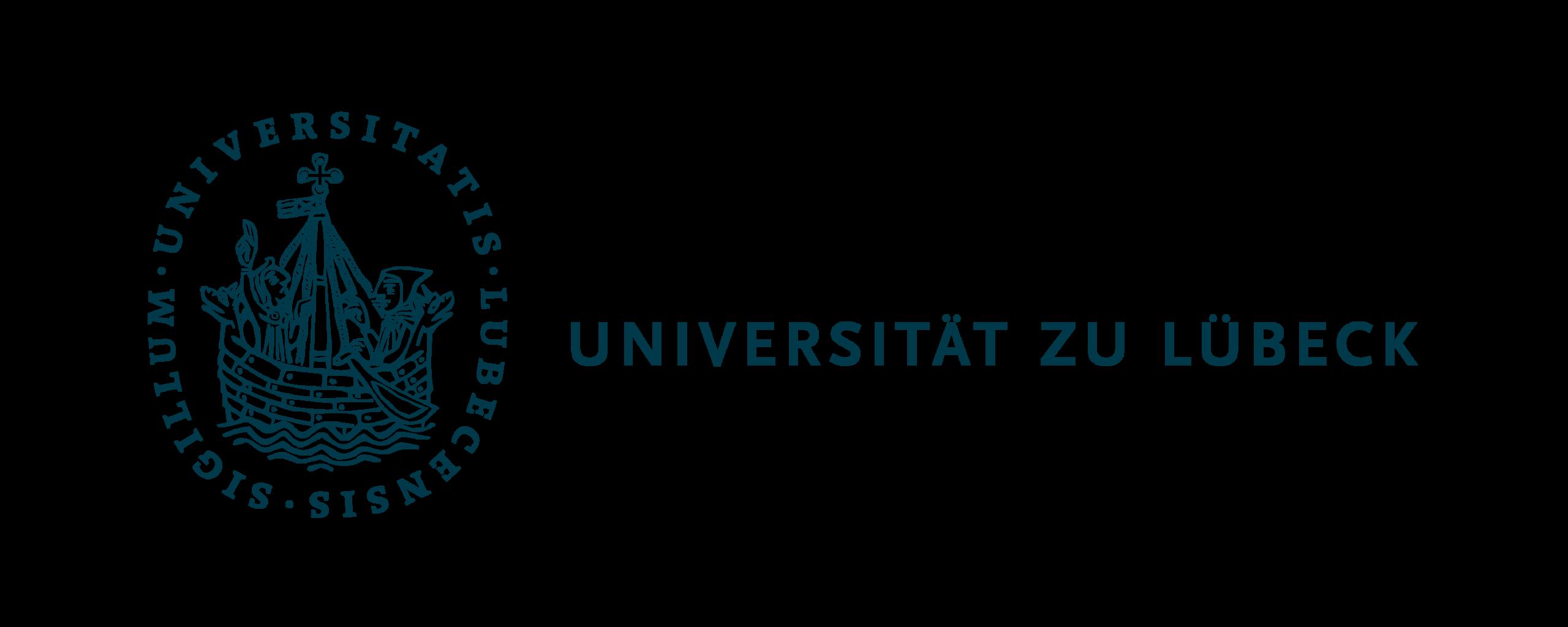 Logo Universität Lübeck.